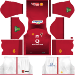 Al Ahly SC Kits 2018/2019 Dream League Soccer