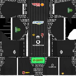 Al Ahly SC third kit 2018-2019 dream league soccer