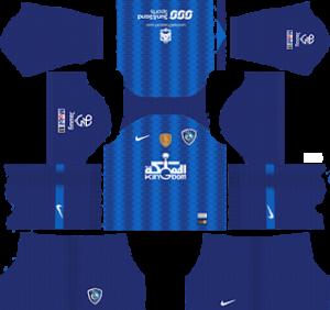 Al-Hilal FC Kits 2019/2020 Dream League Soccer