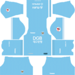 Daegu FC Kits 2019/2020 Dream League Soccer