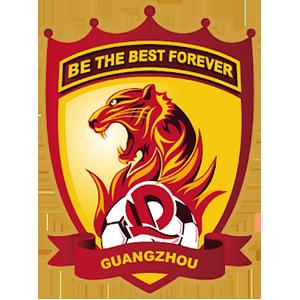 Guangzhou Evergrande Taobao FC Logo 512×512 URL