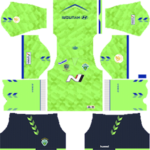 Jeonbuk Hyundai Motors FC Kits 2019/2020 Dream League Soccer
