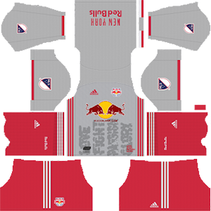 new york Red Bulls away kit 2019-2020 dream league soccer