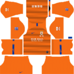 Shandong Luneng Taishan FC Kits 2019/2020 Dream League Soccer