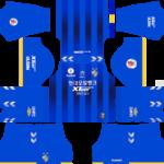 Ulsan Hyundai FC Kits 2019/2020 Dream League Soccer
