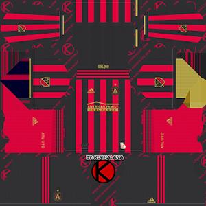 Atlanta United Kits 2019/2020 Dream League Soccer