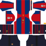 Barcelona vs Real Madrid El Clasico Kits 2019
