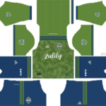 Seattle Sounders Kits 2019/2020 Dream League Soccer