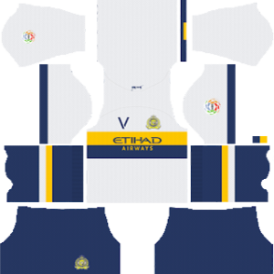 Al-Nassr FC away kit 2019-2020 dream league soccer
