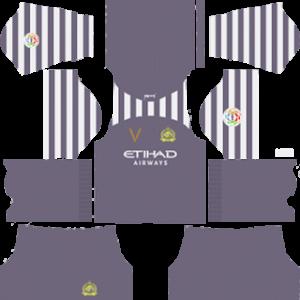 Al-Nassr FC goalkeeper home kit 2019-2020 dream league soccer
