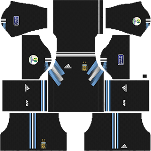 Argentina Copa America Kit 2019-2020 Away