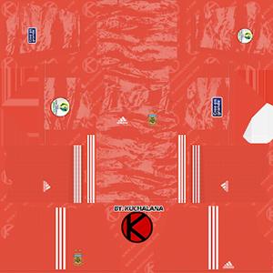Argentina Copa America Kit 2019-2020 Gk away