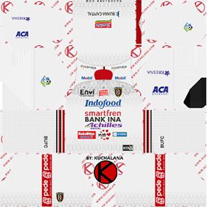 Bali United third kit 2019-2020 dream league soccer