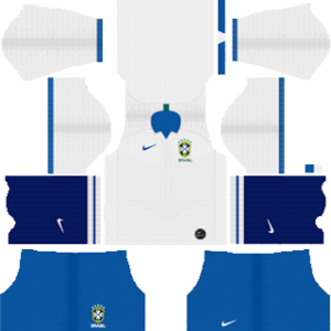 Brazil away kit 2019-2020 dream league soccer
