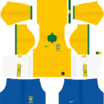 Brazil Kits 2019/2020 Dream League Soccer