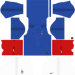 France 1919-2019 Centenary Kit Dream League Soccer