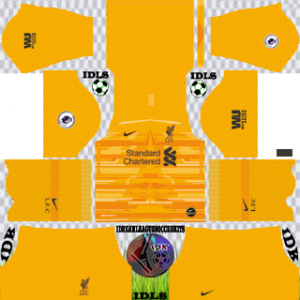 Liverpool gk third kit 2019-2020 dream league soccer