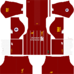 Liverpool Kits 2019/2020 Dream League Soccer