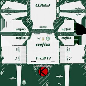 Palmeiras away kit 2019-2020 dream league soccer