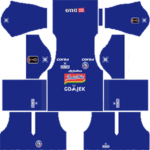Arema FC Kits 2019/2020 Dream League Soccer