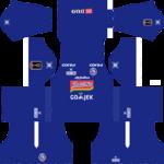 Arema FC Kits 2019/2020 Dream League Soccer