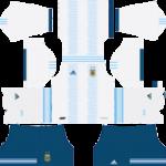 Boca Juniors Kits 2018/2019 Dream League Soccer