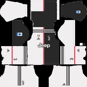 outlet store c8942 51f62 Juventus Kits 2019/2020 Dream League Soccer