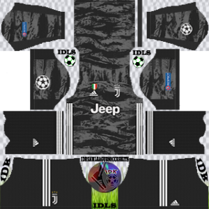 Juventus ucl gk home kit 2019-2020 dream league soccer