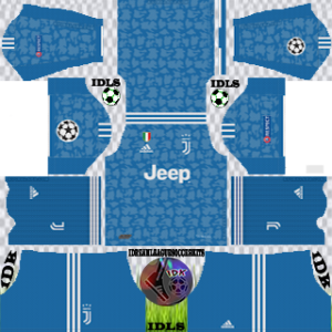 Juventus ucl third kit 2019-2020 dream league soccer
