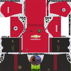 pretty nice a61b4 d68a0 Manchester United Kits 2019/2020 Dream League Soccer