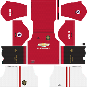 Manchester United Kits 2019 2020 Dream League Soccer