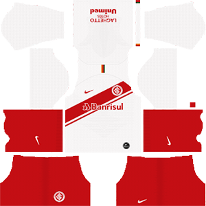 SC Internacional away kit 2019-2020 dream league soccer