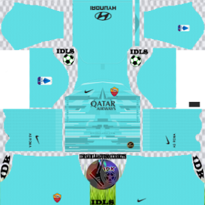 AS Roma gk away kit 2019-2020 dream league soccer