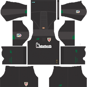 Athletic Bilbao goalkeeper home kit 2019-2020 dream league soccer