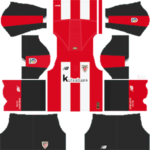Athletic Bilbao Kits 2019/2020 Dream League Soccer