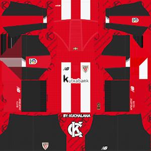 Athletic Bilbao Kits 2019/2020 Dream League Soccer