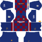 Barcelona Kits 2019/2020 Dream League Soccer