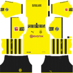 Borussia Dortmund Kits 2019/2020 Dream League Soccer