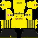 Borussia Dortmund Kits 2019/2020 Dream League Soccer