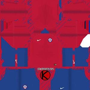 Chile Copa America Kits 2019 Dream League Soccer