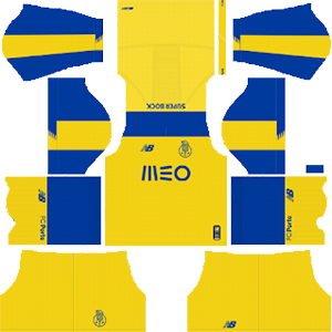 FC Porto away kit 2019-2020 dream league soccer