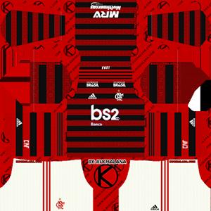 Flamengo Kits 2019 2020 Dream League Soccer