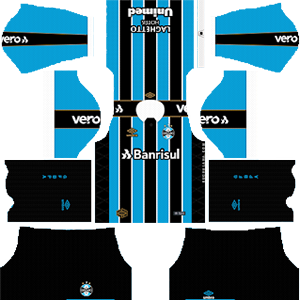Gremio Kits 2019/2020 Dream League Soccer