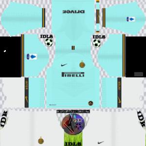 Inter Milan away kit 2019-2020 dream league soccer