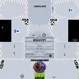 Inter Milan gk away kit 2019-2020 dream league soccer