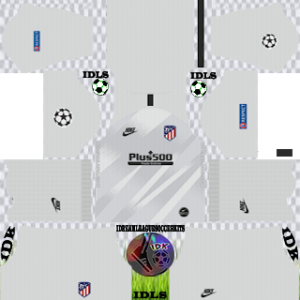 Inter Milan ucl gk away kit 2019-2020 dream league soccer