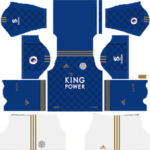 Leicester City Kits 2019/2020 Dream League Soccer