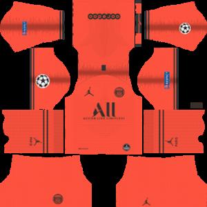 Paris Saint-Germain kit 2019-2020 away