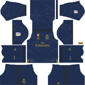Real Madrid away kit 2019-2020 dream league soccer