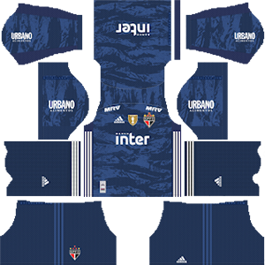 Sao Paulo FC goalkeeper home kit 2019-2020 dream league soccer